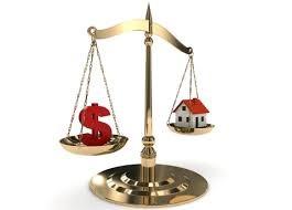 balanca casa dinheiro